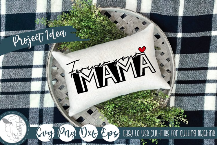 Always your MamA svg Mothers day svg 