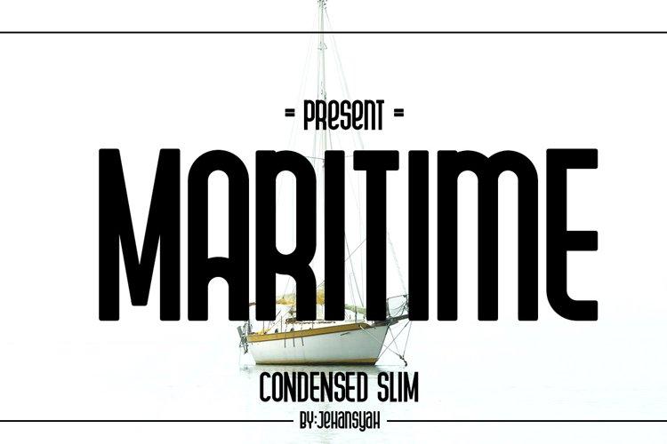 Maritime example image 1