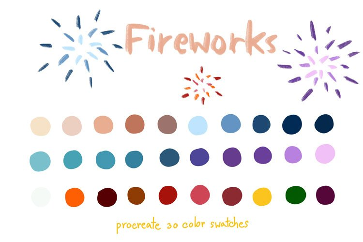 Fireworks example image 1
