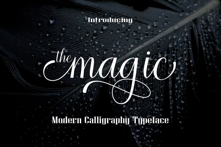 The magic example image 1