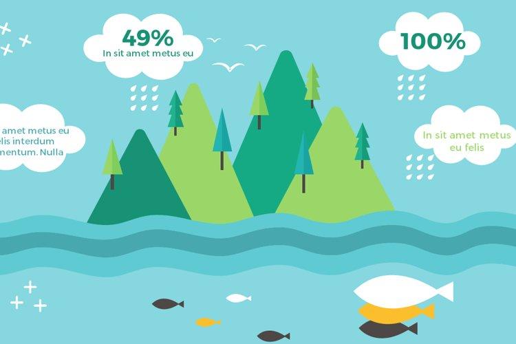 Environment Presentation Infographic example image 1