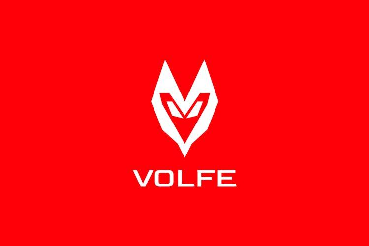 V Wolf Logo