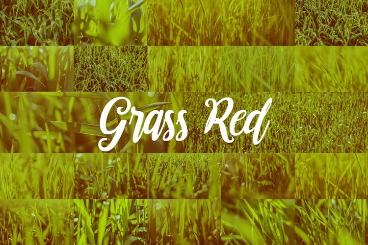 88 HD Grass Backgrounds Set example 4