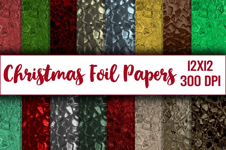 christmas digital paper, wrapping paper, scrapbook paper