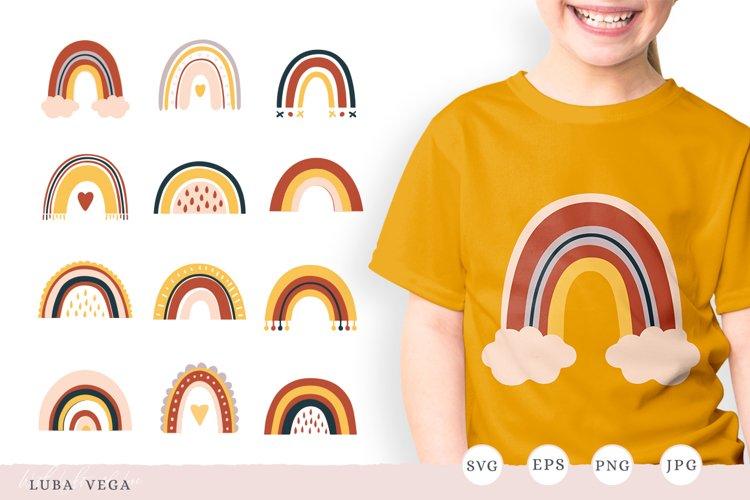 Rainbow SVG| Rainbow png | Rainbow eps | Cut files