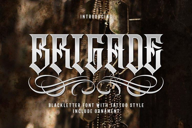 Brigade example image 1