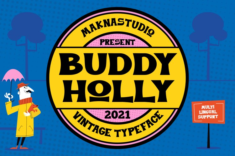 buddy holly example image 1