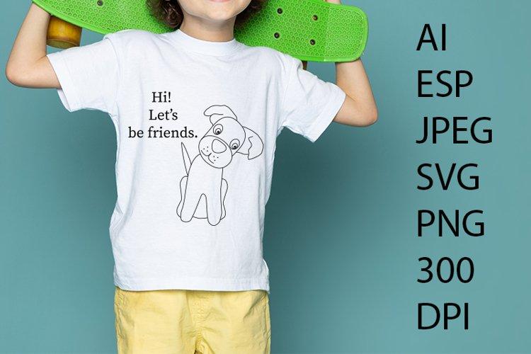 Dog SVG/PNG/EPS/JPEG/AI