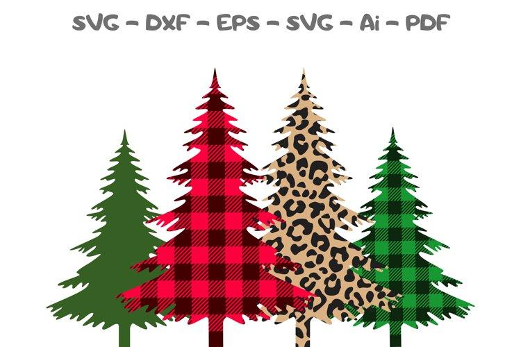 Christmas Tree Svg example image 1