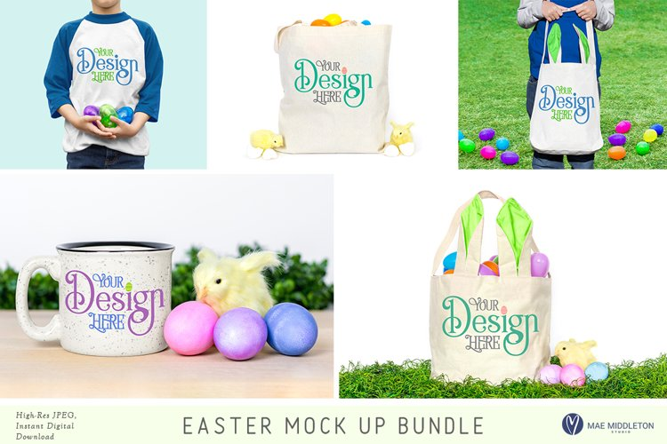 Easter Mock up Collection