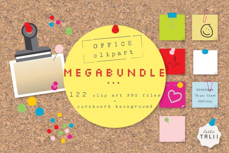 Office Clip Art Megabundle example image 1