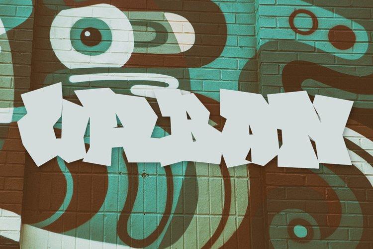 FTF Indonesiana Go Graffitiana   v.1 & v.2