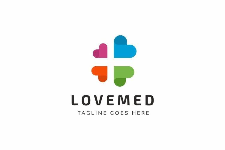 Love Med Logo example image 1