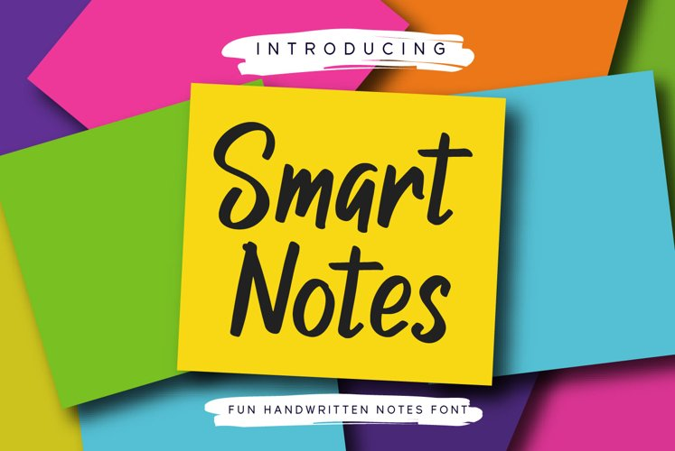Smart Notes example image 1