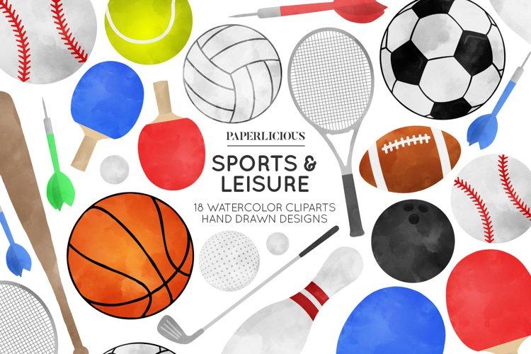 Sports Cliparts
