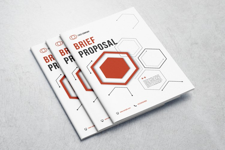Brief Proposal Template example image 1
