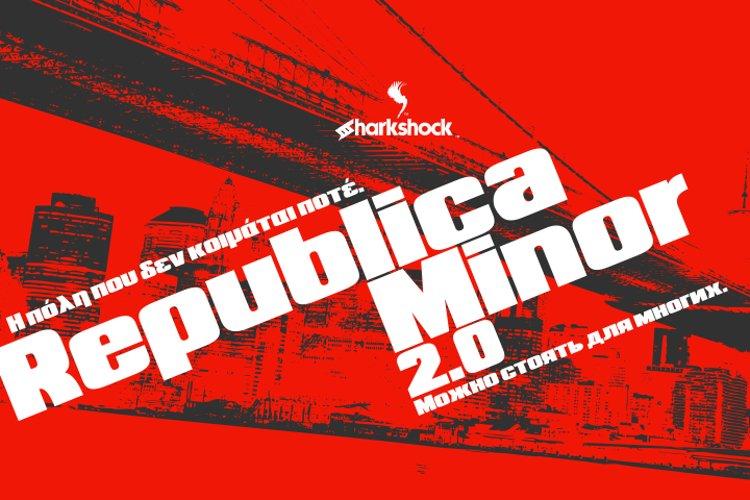 Republica Minor 2.0 example image 1