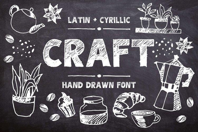 Craft Font
