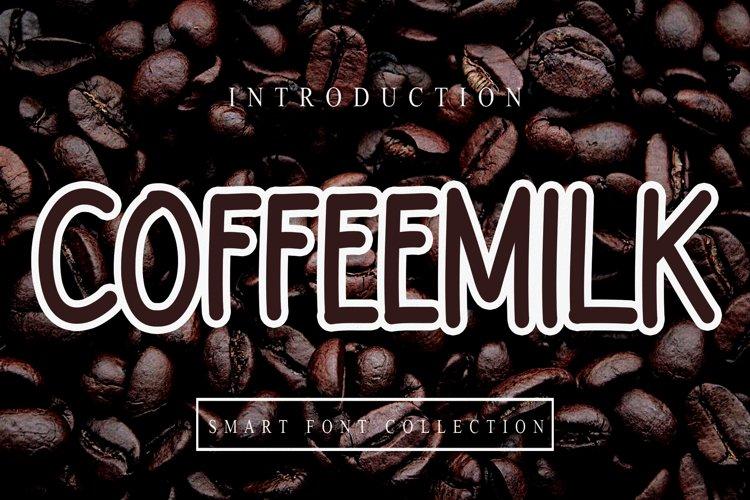 Coffeemilk example image 1