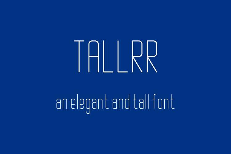 Tallrr