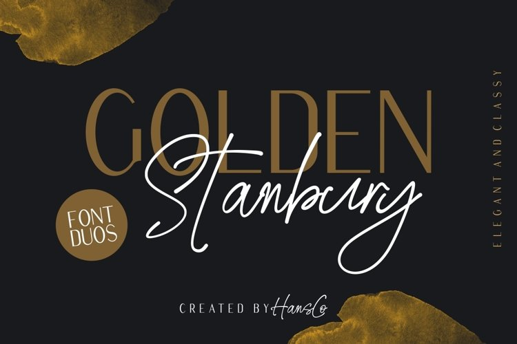 Golden Stanbury example image 1