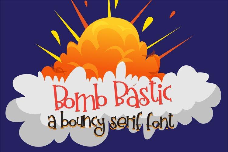 PN Bomb Bastic example image 1