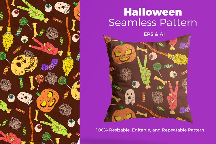 Halloween Pattern example image 1