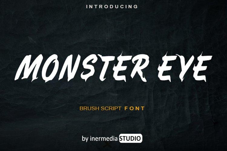 Monster Eye example image 1