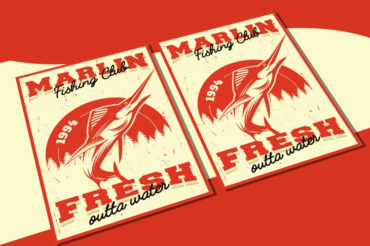 Marlin Flyer example image 1