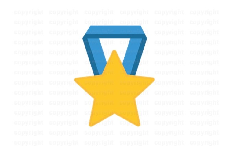 Star Medal example image 1