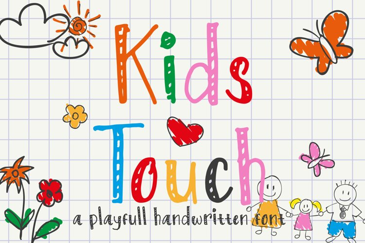 Kids Touch example image 1