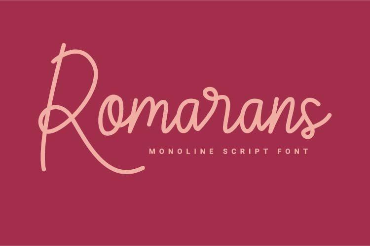 Romarans example image 1