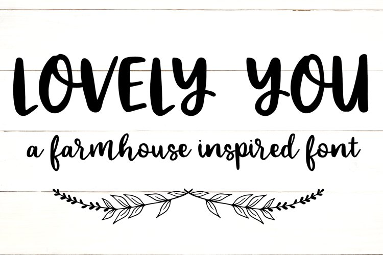 Lovely You example image 1