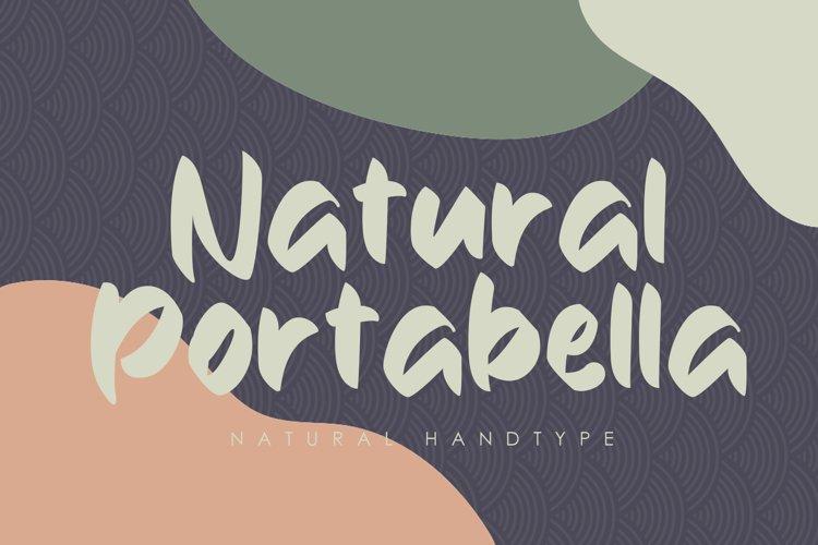 Natural Portabella example image 1