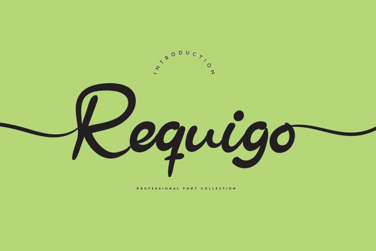 Requigo example image 1