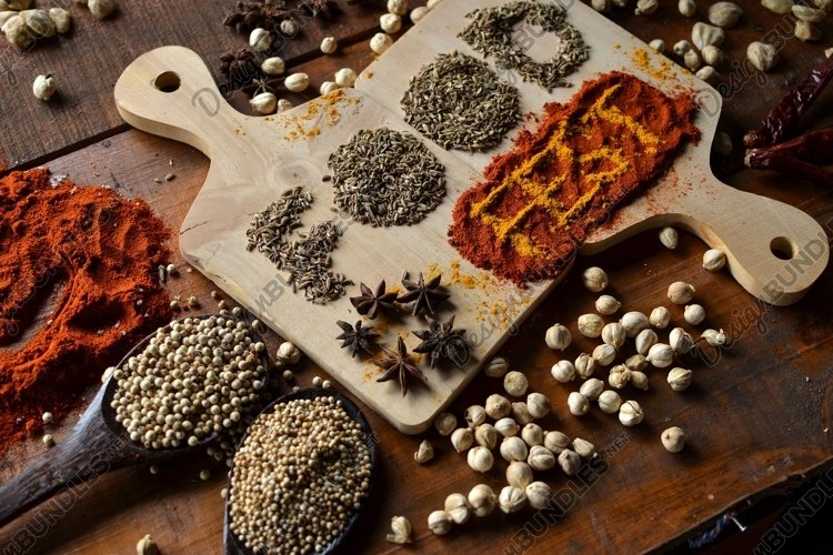cooking spices example image 1