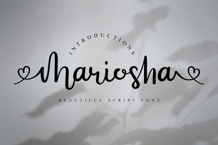Mariosha example image 1