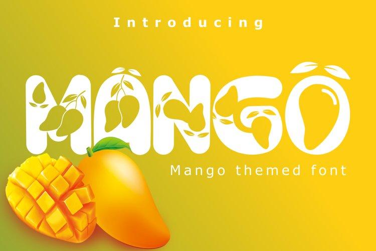 Mango example image 1