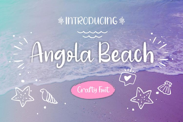 Angola Beach example image 1