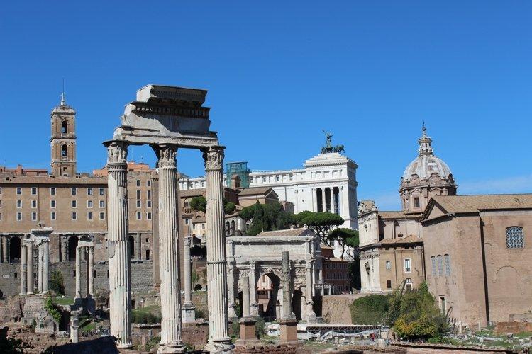 Forum Romanum example image 1