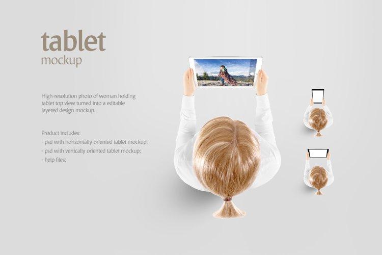 Tablet Mockup - Free Design of The Week Design0