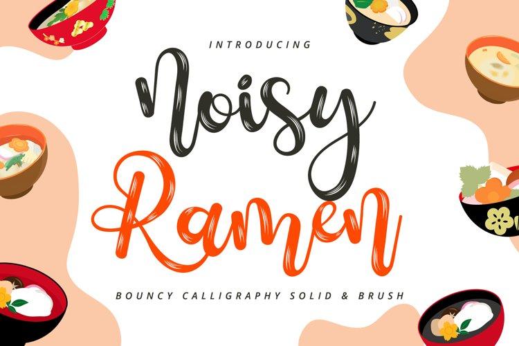 Noisy Ramen example image 1
