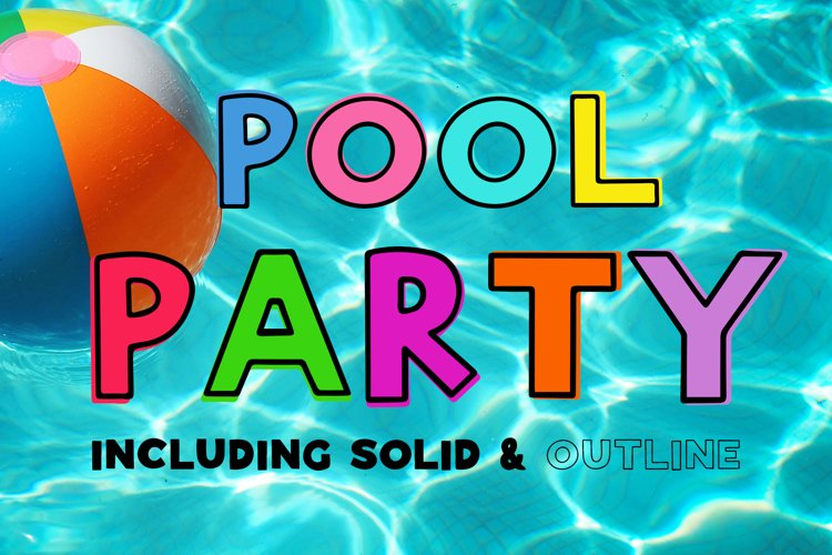 Pool Party example image 1