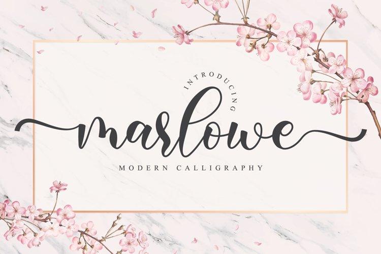 Marlowe Script example image 1