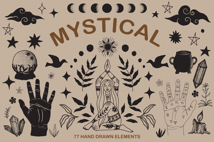MYSTICAL - Spiritual Mystic Magic