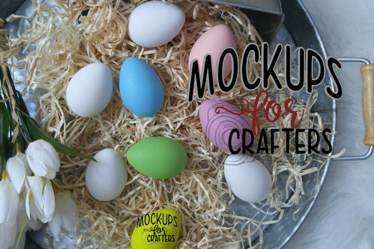 Easter Eggs - Walmart - Dollarama - MOCK-UP example image 1