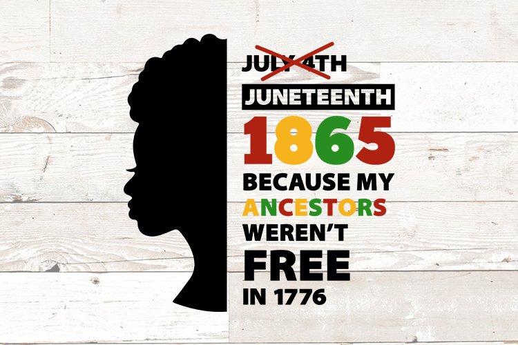 Juneteenth 1865