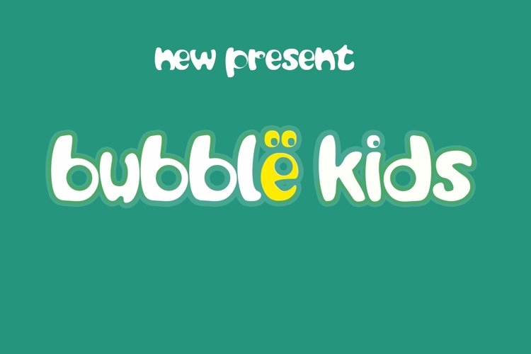 Bubble Kids example image 1