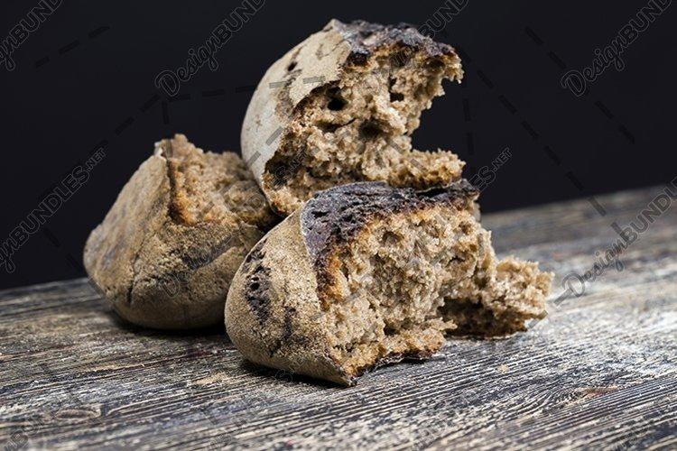 dark bread example image 1