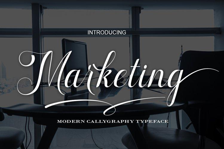 Marketing example image 1